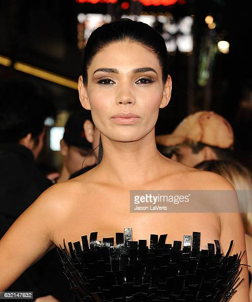 Paloma Jimenez attends the premiere of 'xXx Return of Xander Cage' at TCL Chinese Theatre IMAX on January 19 2017 in Hollywood California