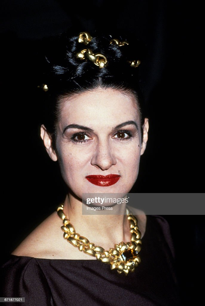 Paloma Picasso... : News Photo