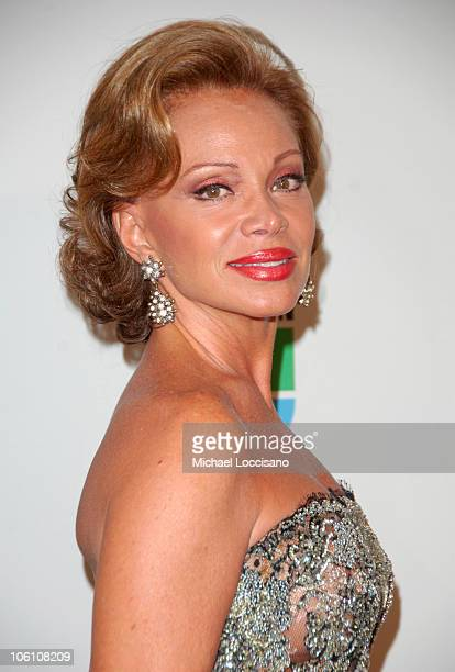 Paloma San Basilio during The 7th Annual Latin GRAMMY Awards Arrivals at Madison Square Garden in New York City New York United States