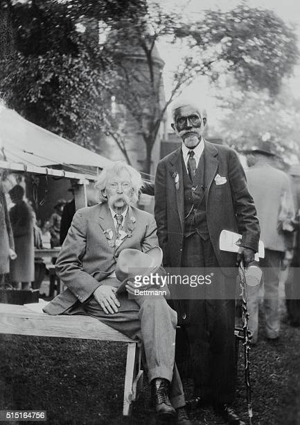 Pals Throughout the Years Charlotte North Carolina Inseparable through the dark war days of the sixties Bill Harrison a slave owned by SA Hughey...