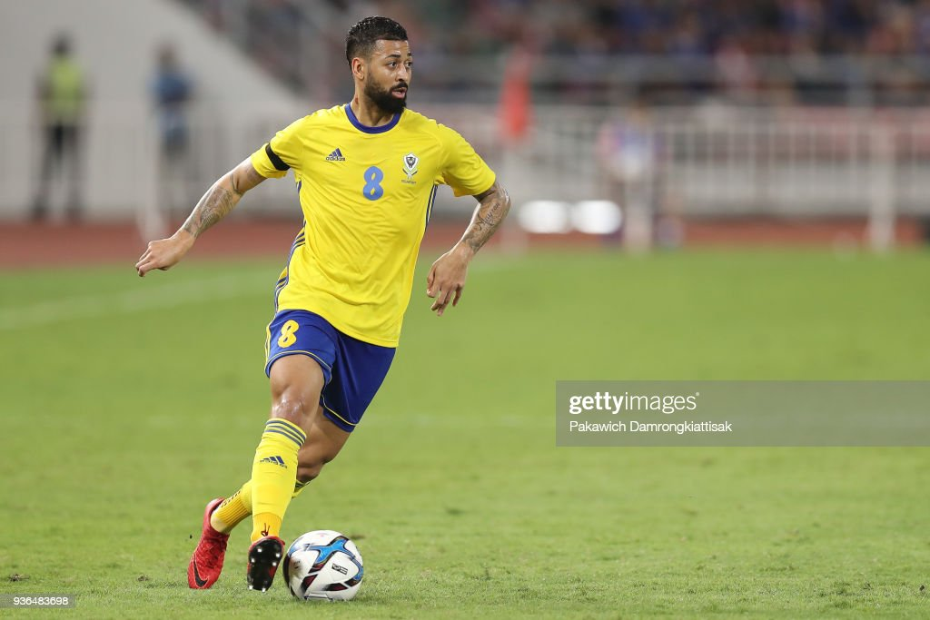 Thailand v Gabon - International Friendly