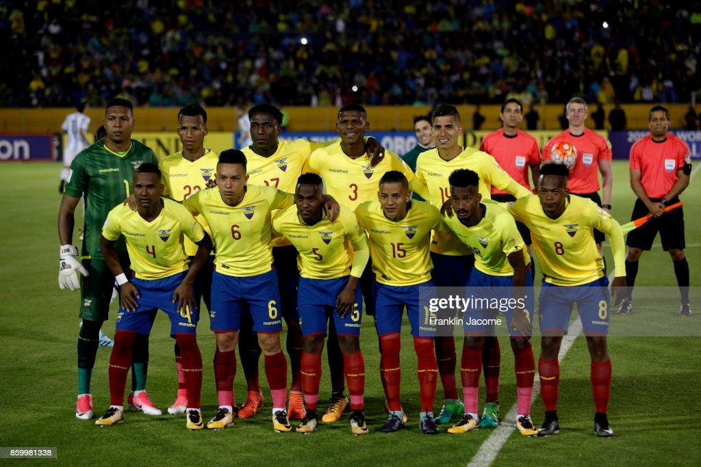 Ecuador v Argentina - FIFA 2018 World Cup Qualifiers : ニュース写真