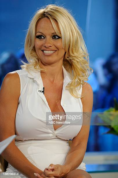TODAY Pam Anderson Air Date Pictured Pam Anderson Pam Anderson speaks with NBC News' Matt Lauer