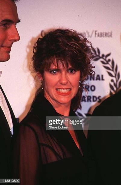 Pam Dawber during National Hero Awards 1994 in New York City New York United States