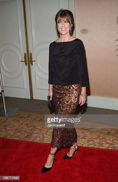 Pam Dawber evening host during Covenant House California's Youth Dinner Gala Honors Charlize Theron Sharon Osbourne and the Monster Team at The...