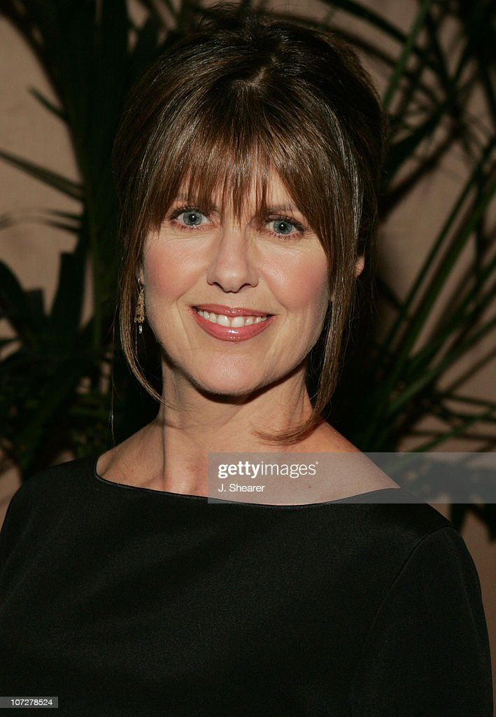 Pam Dawber, evening host during Covenant House California's Youth Awards Dinner Gala Honoring Charlize Theron and Sharon Osbourne at The Beverly Hills Hotel in Beverly Hills, California, United States.