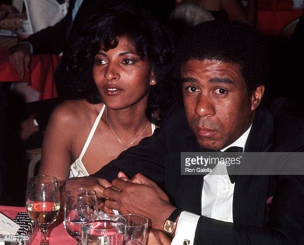 Pam Grier and Richard Pryor