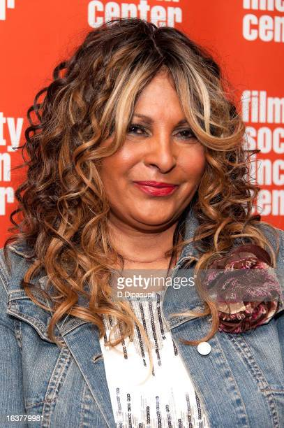 Pam Grier attends the Foxy The Complete Pam Grier Film Series at Walter Reade Theater on March 15 2013 in New York City