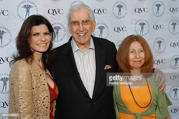 Pam Hurn Ed McMahon and Aunt May attend QVC Cynthia Garrett celebrate Debut of Cynthia Garrett's Love Conquers All Jewelery Collection at Roosevelt...