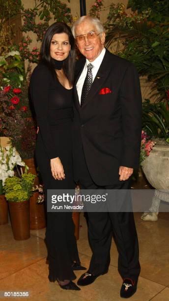 Pam McMahon and Ed McMahon