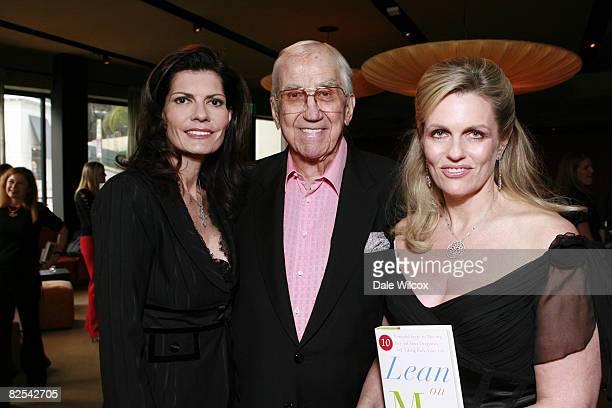 Pam McMahon Ed McMahon and Nancy Davis