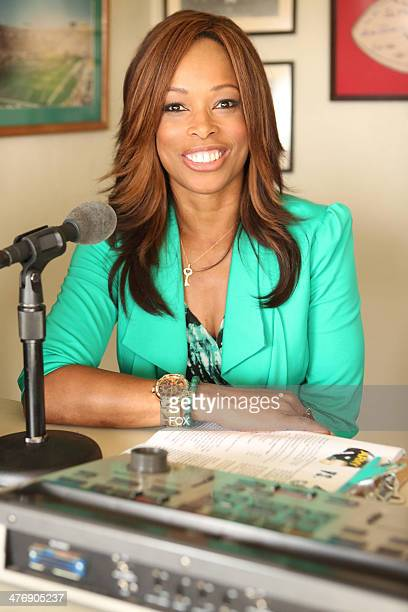 Pam Oliver in the Homecoming episode of ENLISTED airing Friday Jan 31 2014 on FOX