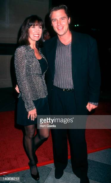 Pam Serpe and Greg Evigan at the Screening of 'An Unexpected Family' Los Angeles Museum of Art Los Angeles