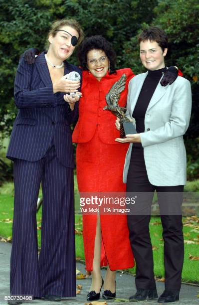 Pam Warren a survivor of the Paddington train crash in October 1999 from Reading alongside award winners Marie Colvin the Sunday Times correspondent...