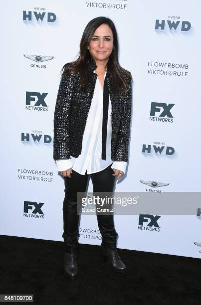 Pamela Adlon attends FX and Vanity Fair Emmy Celebration at Craft on September 16 2017 in Century City California