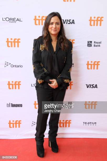 Pamela Adlon attends the 'I Love You Daddy' premiere during the 2017 Toronto International Film Festival at Ryerson Theatre on September 9 2017 in...