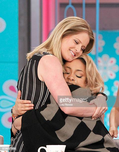 THE VIEW Pamela Anderson and Lily Tomlin are the guests and Sara Haines visits with her new baby Alec today on THE VIEW 5/6/16 airing on the Walt...