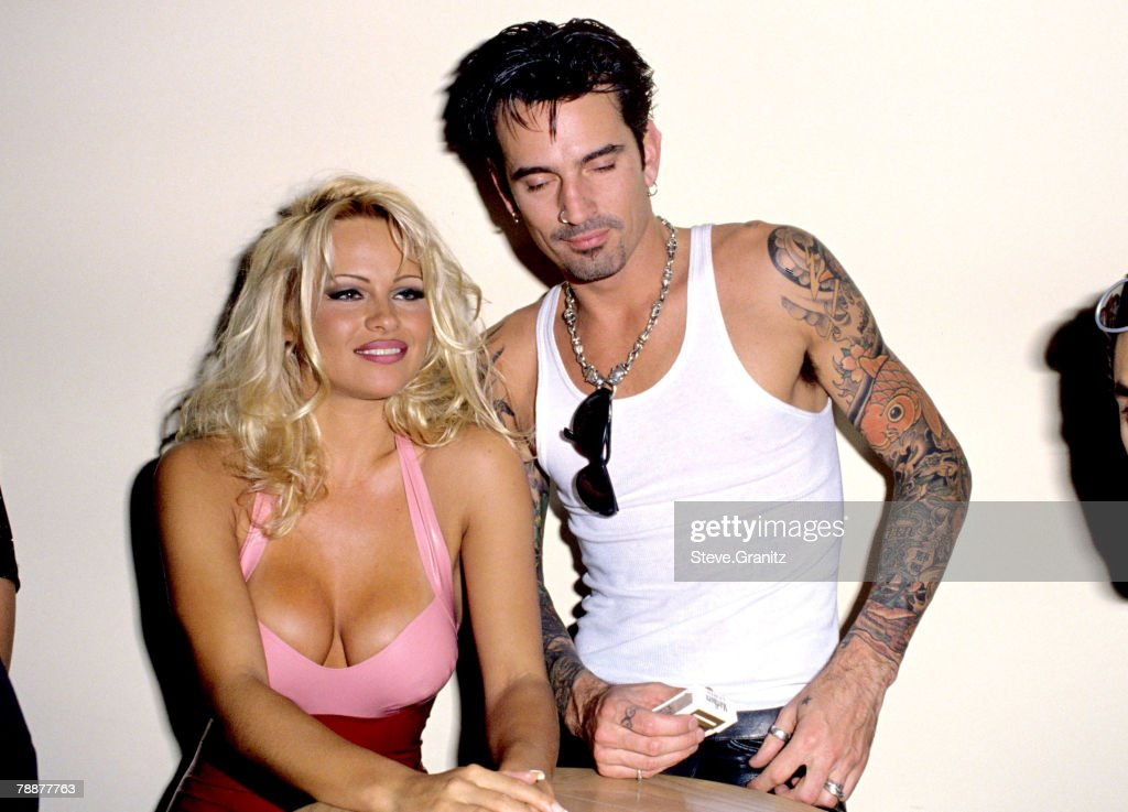Tommy lee pam anderson porn