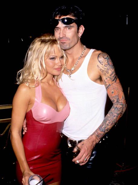 Pamela and tommy sex