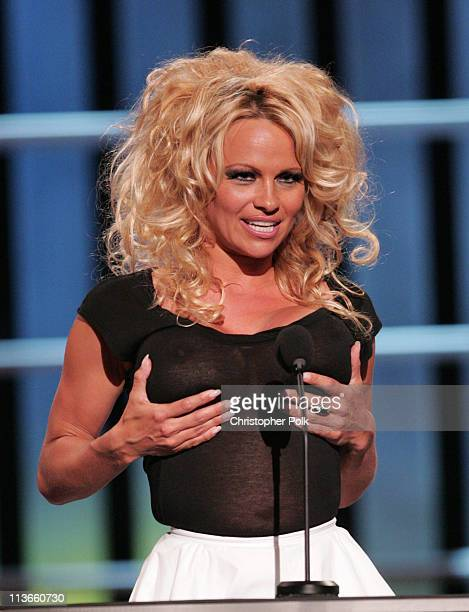pamela anderson stock photos and pictures getty images. Black Bedroom Furniture Sets. Home Design Ideas
