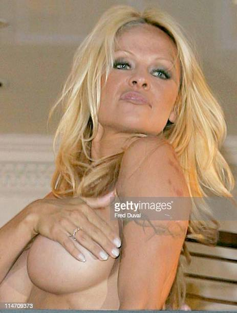 Pamela Anderson Nude Stock Pictures Royalty Free Photos Images