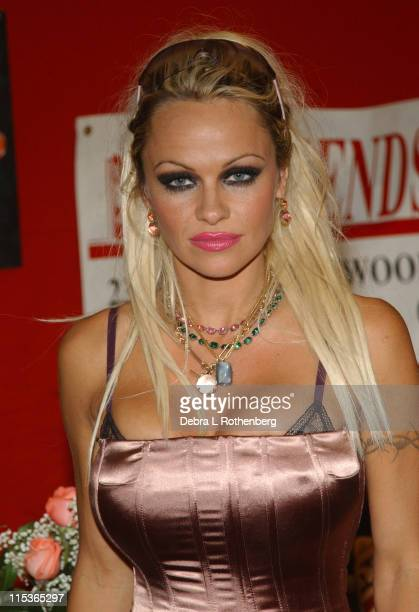 Pamela Anderson during Pamela Anderson Signs her New Book 'Star A Novel' at Book Ends August 3 2004 at Book Ends in Ridgewood New Jersey United States