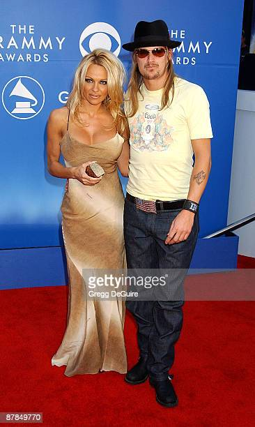 Pamela Anderson Kid Rock