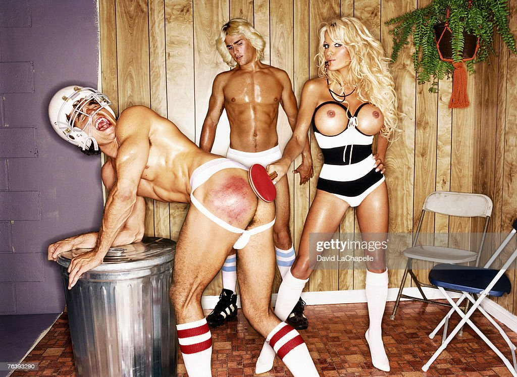 Pamela Anderson, GQ Germany, January 1, 2006