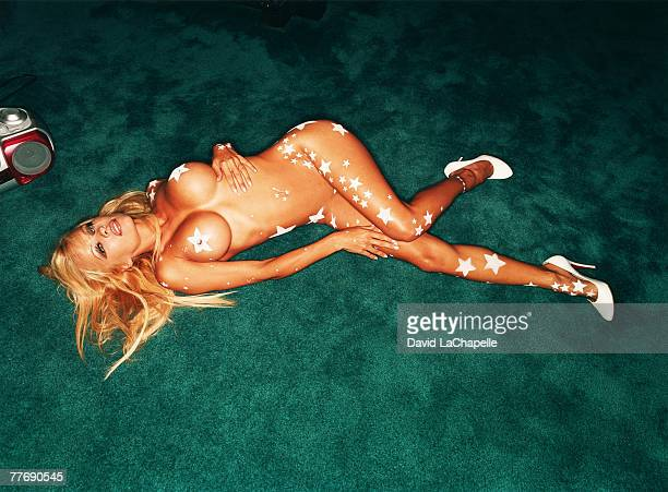Pamela Anderson Pamela Anderson by David LaChapelle Pamela Anderson Delicae Vitae August 1 2002