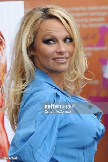 Pamela Anderson Nude Foto e immagini stock - Getty Images