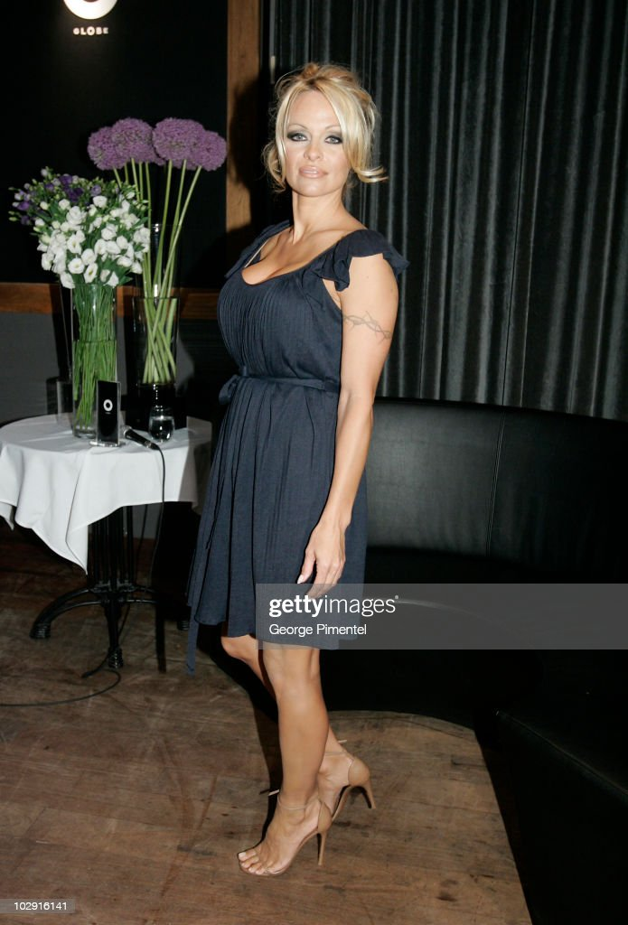 Pamela Anderson Unveils New Peta Advertisement Photos and