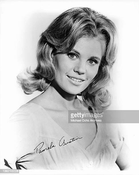 Pamela Austin circa 1965