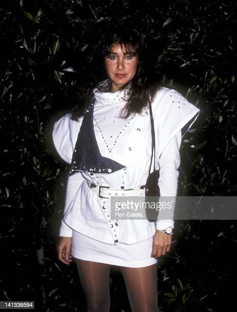 Pamela Bellwood at Spago West Hollywood