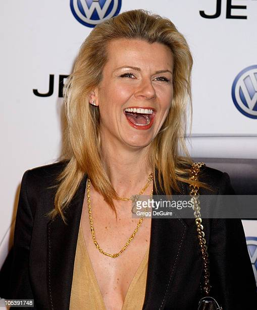 Pamela Day during 2005 Volkswagen Jetta Premiere Party Arrivals at The Lot in West Hollywood California United States