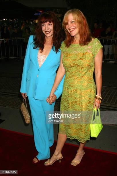 Pamela Des Barres and Cynthia Plaster Caster