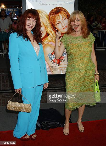 Pamela Des Barres Cynthia Plaster Caster during The Banger Sisters Premiere Los Angeles at The Grove Stadium 14 Theatres in Los Angeles California...