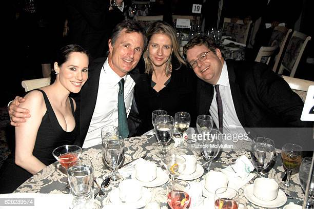Pamela Fielder David Ford Nancy Walker and George Walker attend TRIBECA FILM INSTITUTE QUANTUM OF SOLACE Afterparty at Tavern on the Green on...