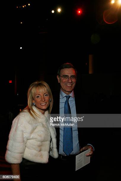 Pamela Gross Finkelstein and James Finkelstein attend An Evening to Benefit the Cardiovascular Research Foundation Celebrating its 15th Anniversary...