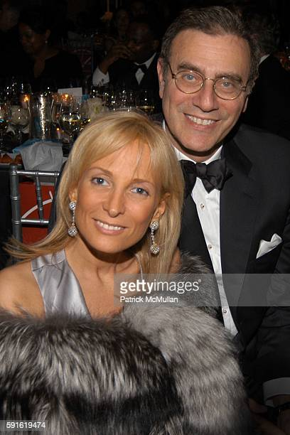 Pamela Gross Finkelstein and Jimmy Finkelstein attend Baccarat Presents the 2nd Annual UNICEF SNOWFLAKE BALL at WaldorfAstoria Hotel on November 28...