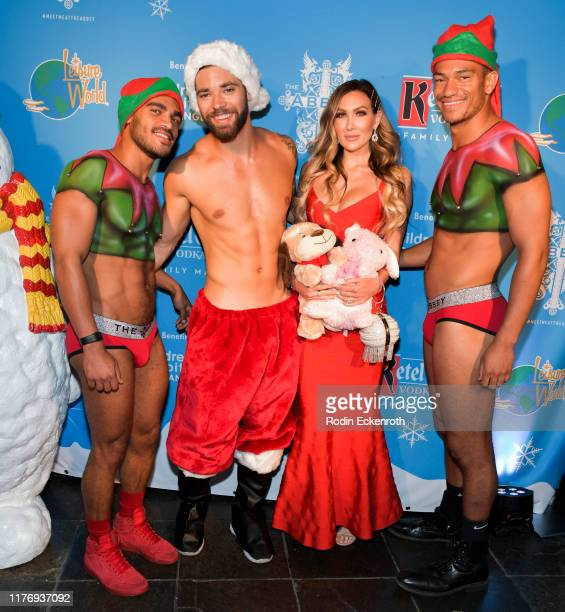 Pamela Jean Noble attends the Children's Hospital of Los Angeles Christmas In September Toy Drive at The Abbey on September 24 2019 in West Hollywood...