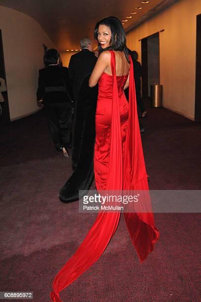 Pamela Joyner attends NEW YORK CITY BALLET Opening Night Gala at New York State Theater on November 20 2007 in New York City
