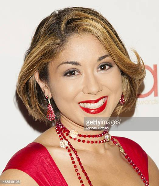 Pamela Price attends 1st Hollywood Beauty Awards Presented By LATF And Benefiting Children's Hospital Los Angeles at The Fonda Theatre on February 15...