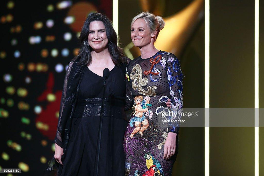 6th AACTA Awards Presented by Foxtel   Ceremony : Nachrichtenfoto