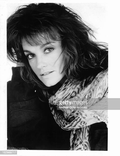Pamela Sue Martin circa 1984