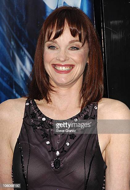 Pamela Sue Martin during Poseidon Los Angeles Premiere Arrivals at Grauman's Chinese Theatre in Hollywood California United States