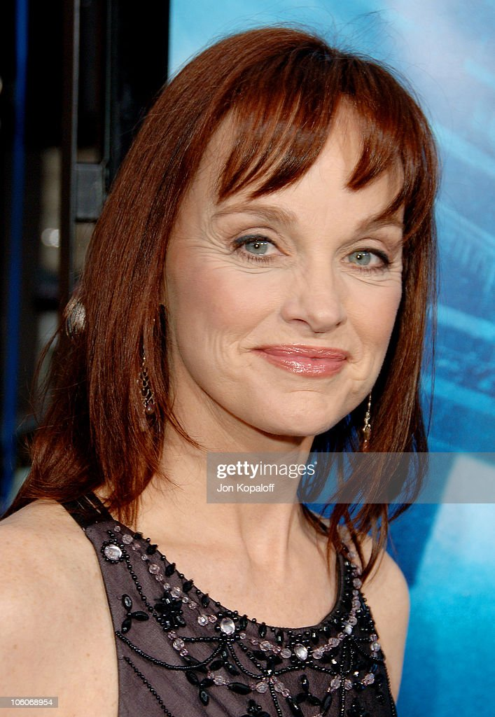 Pamela Sue Martin during 'Poseidon' Los Angeles Premiere - Arrivals at GraumanIs Chinese Theater in Hollywood, California, United States.