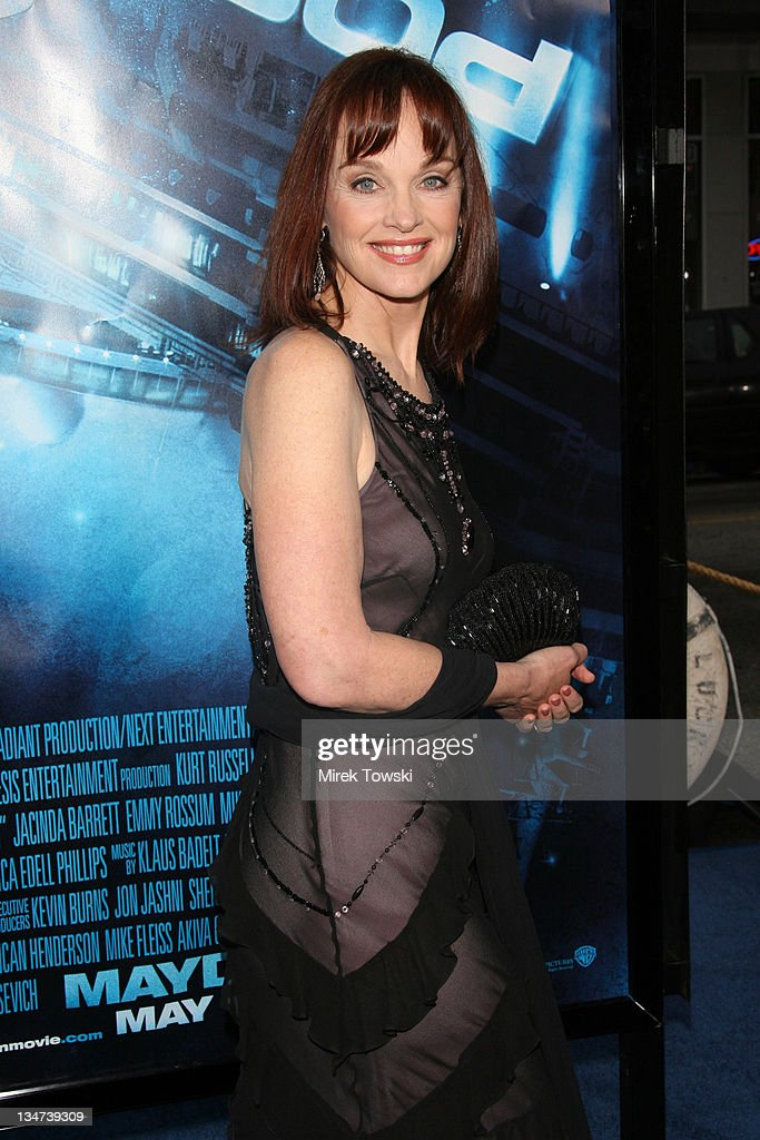 Pamela Sue Martin during Warner Bros premiere of 'Poseidon' Los Angeles- Arrivals at Grauman's Chinese Theatre in Hollywood, California, United States.