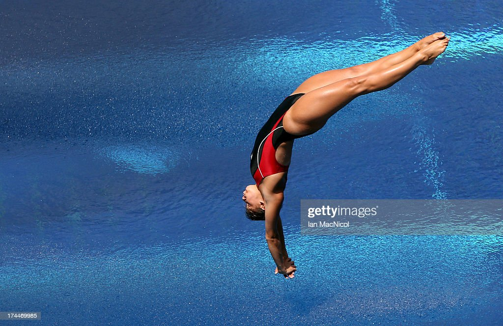 Diving - 15th FINA World  Championships Day Seven : News Photo