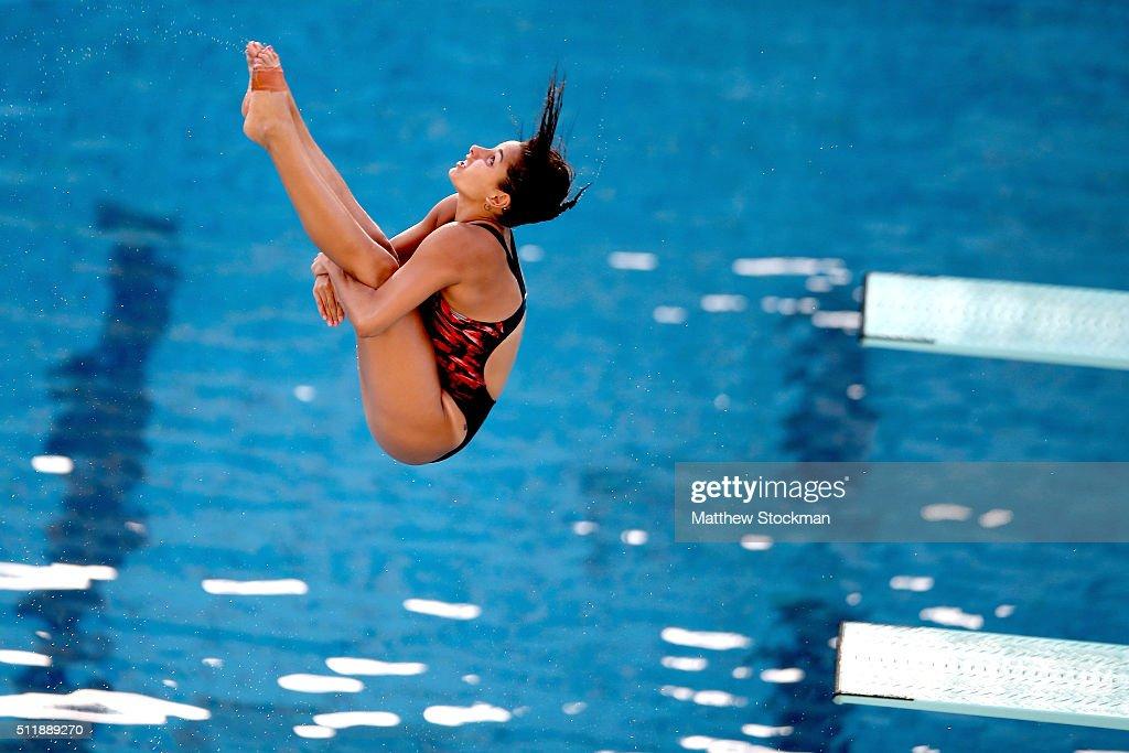 FINA Diving World Cup - Aquece Rio Test Event for the Rio 2016 Olympics