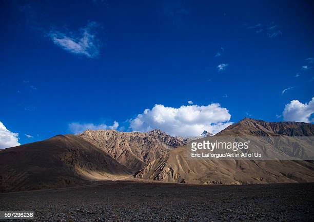 Pamir moutains, big pamir, wakhan, Afghanistan on August 9, 2016 in Wakhan, Afghanistan.